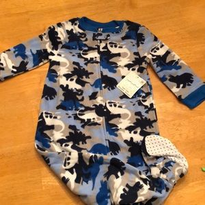 *BUY 1 GET 1* NWT Toddler Dino Sleeper